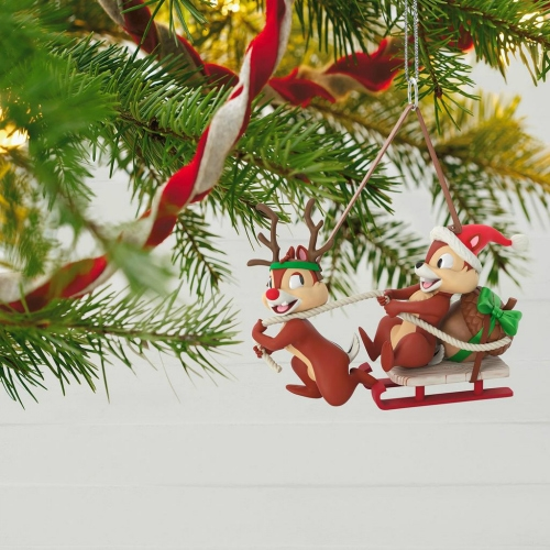 Chip and Dale ornament