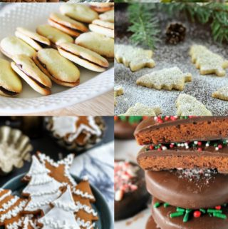 100 Delicious Christmas Cookie Recipes