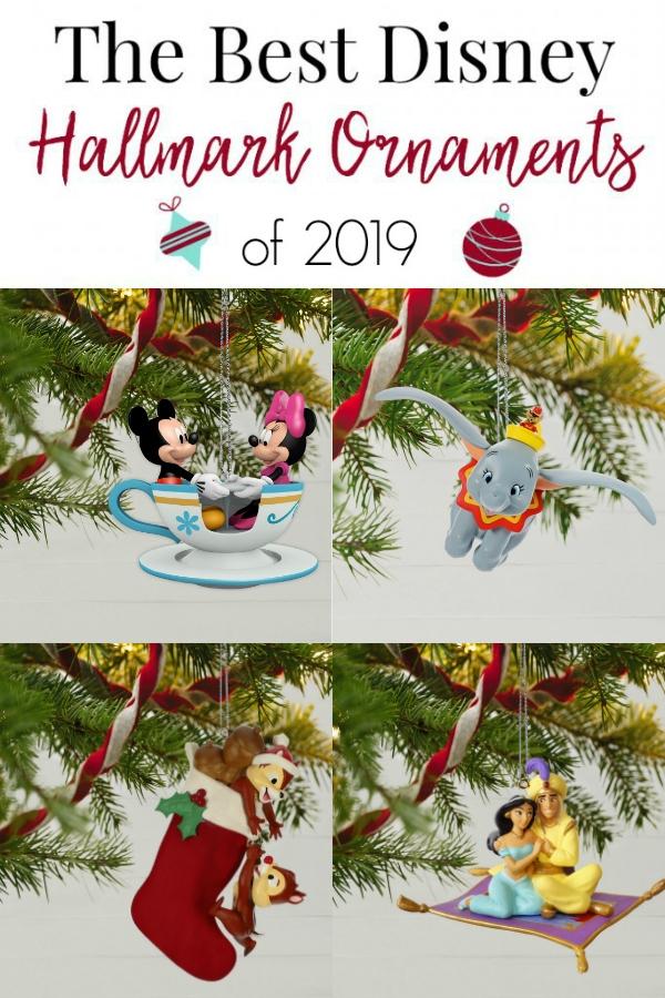 The Best Hallmark Disney Ornaments The Stress Free Christmas