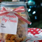 Homemade Dog Treats Christmas Gift