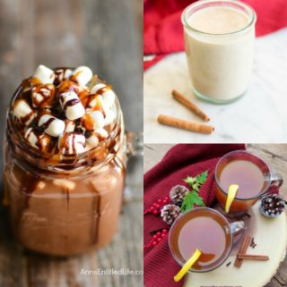 30 Delicious Hot Christmas Drinks