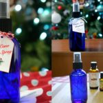Homemade Christmas Room Sprays
