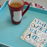 Creating a Morning Routine for the Holiday Season