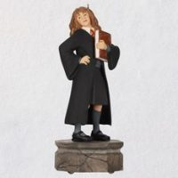Harry Potter™ Collection Hermione Granger™ Ornament With Light and Sound