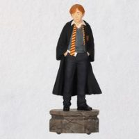 Harry Potter™ Collection Ron Weasley™ Ornament With Light and Sound