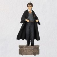Harry Potter™ Collection Harry Potter™ Ornament With Light and Sound