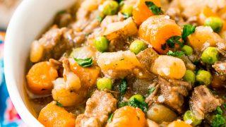 Best Ever Crock Pot Beef Stew Recipe