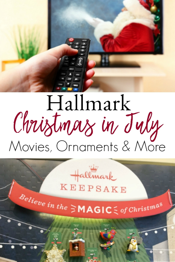 Hallmark Christmas In July Logo.Hallmark Christmas In July The Stress Free Christmas