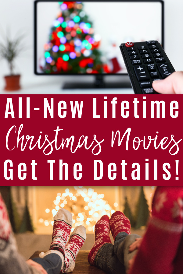 Prinable Christmas List 2020 Lifetime Christmas Movies for 2020