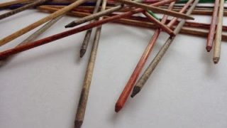 Make Your Own Pick Up Sticks Stix game