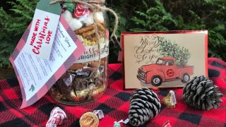 Nativity Christmas Story Trail Mix + Free Printable