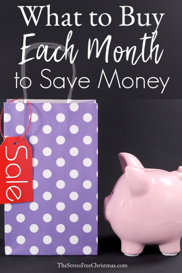 purple shopping bag with red sale tag and pink piggy bank