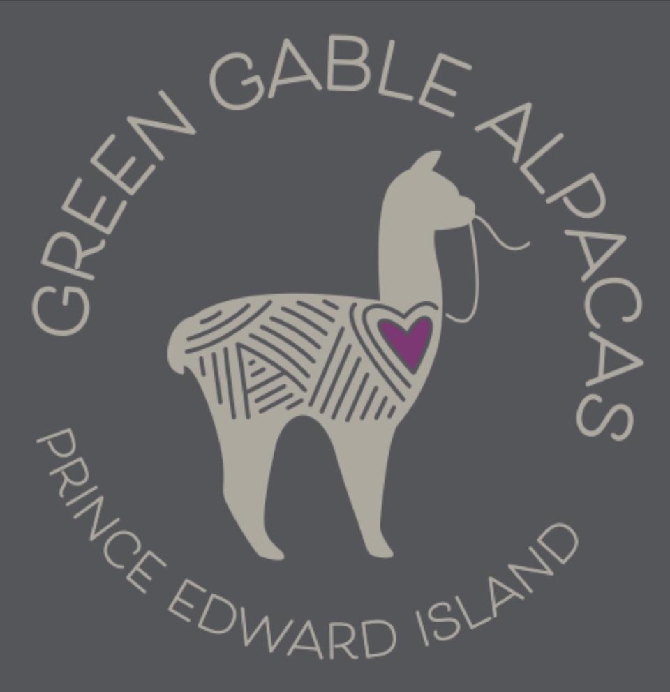 green gable alpacas logo