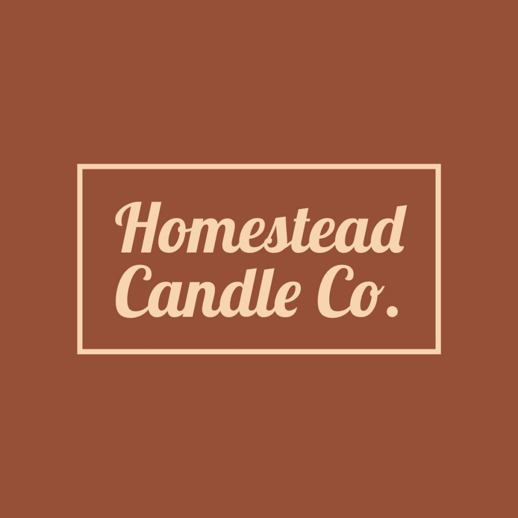 homestead candle co ad